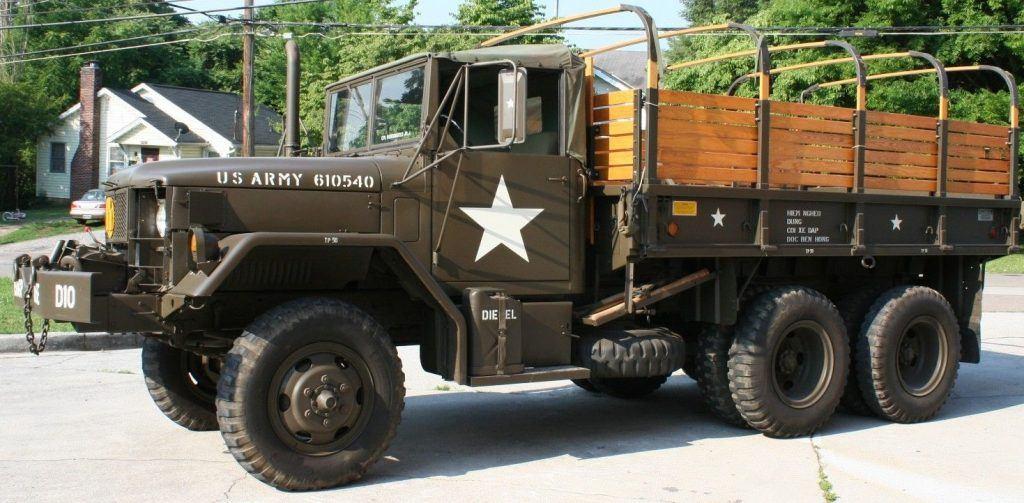 1973 AM General M35a2c Army