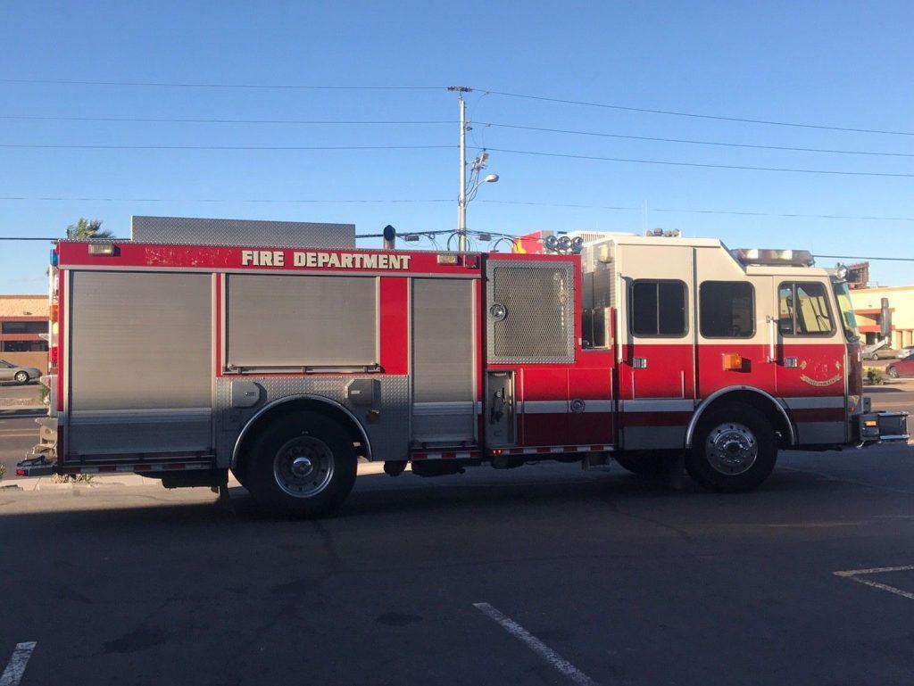 2000 Emergency one Firetruck Freightliner