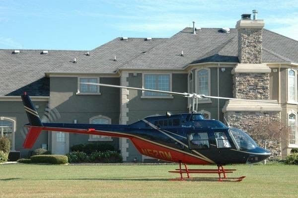 Helicopter Bell 206B3