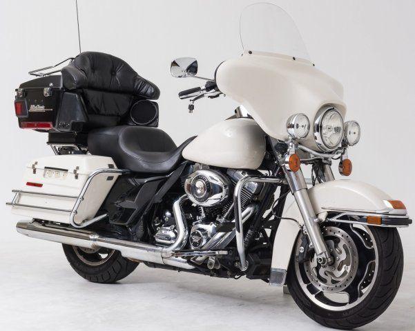 2013 Harley Davidson Electra Glide Standard Police