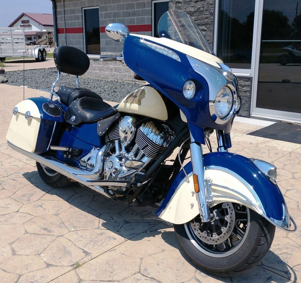 2015 Indian Chieftain®