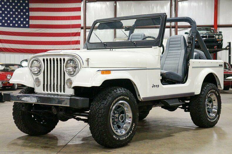 1982 Jeep CJ Limited