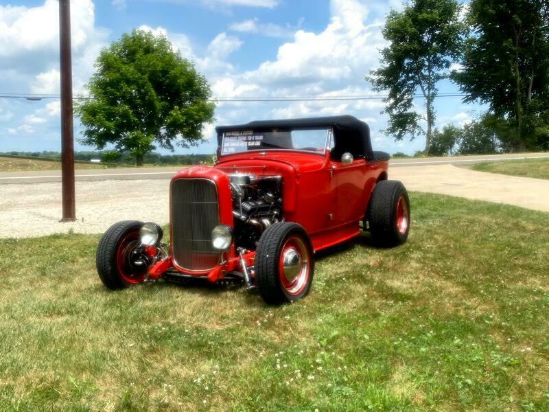 1930 Ford Model A Street Rod, Hot Rod, Classic Car