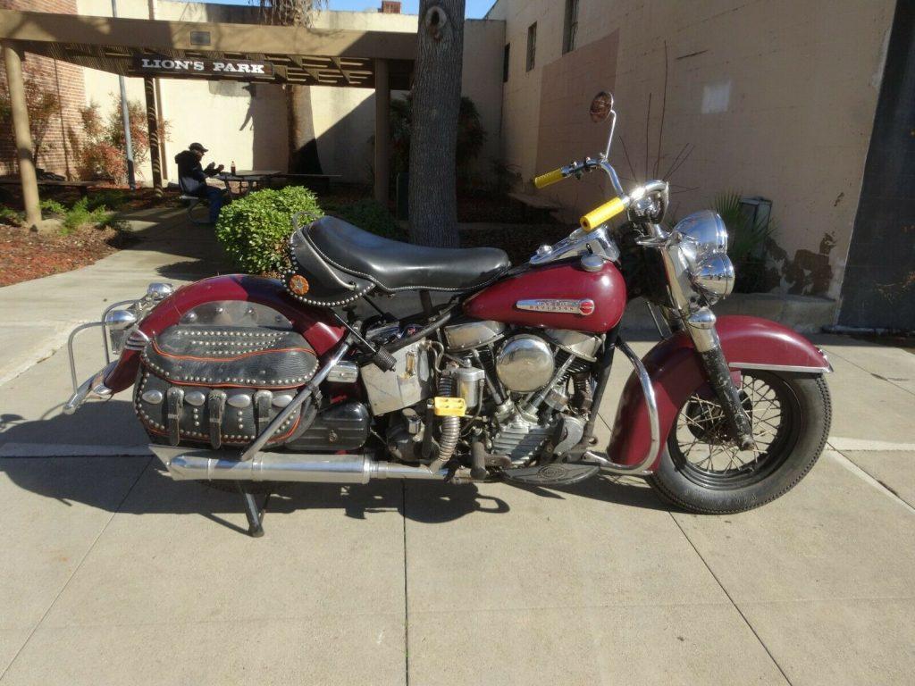 1949 Harley Davidson FL