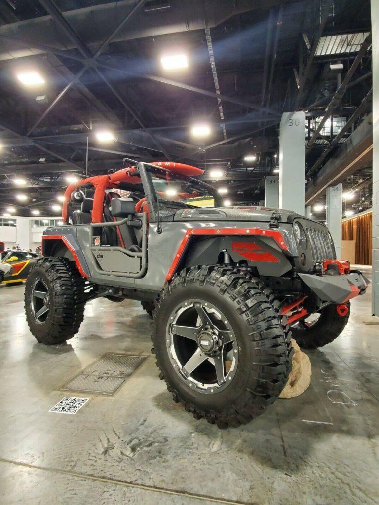 2013 Jeep Wrangler Beach EDITION