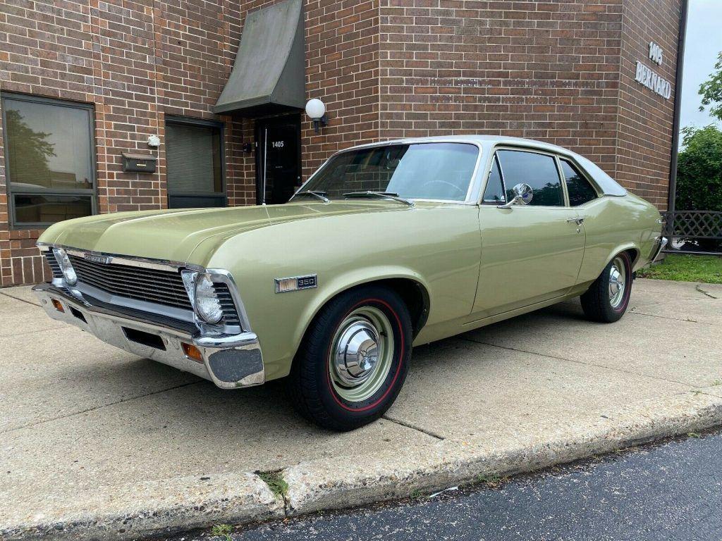 1968 Chevrolet Nova AC & Arizona