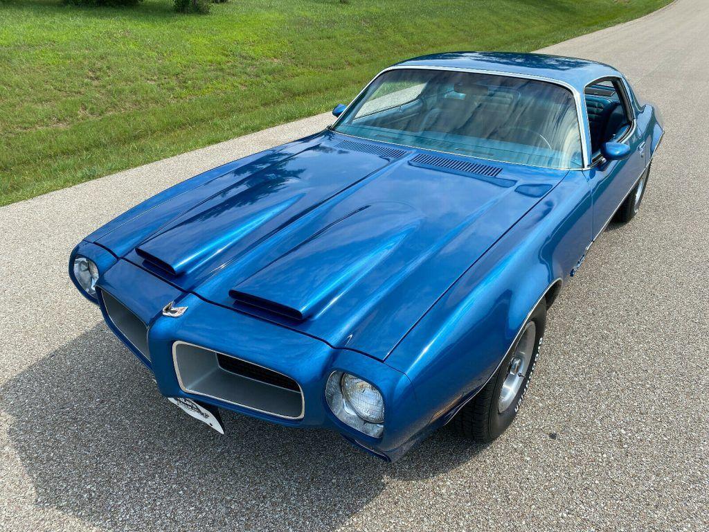1970 Pontiac Firebird Formula, V8 Auto