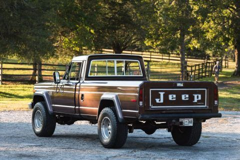 1982 Jeep J 10 for sale