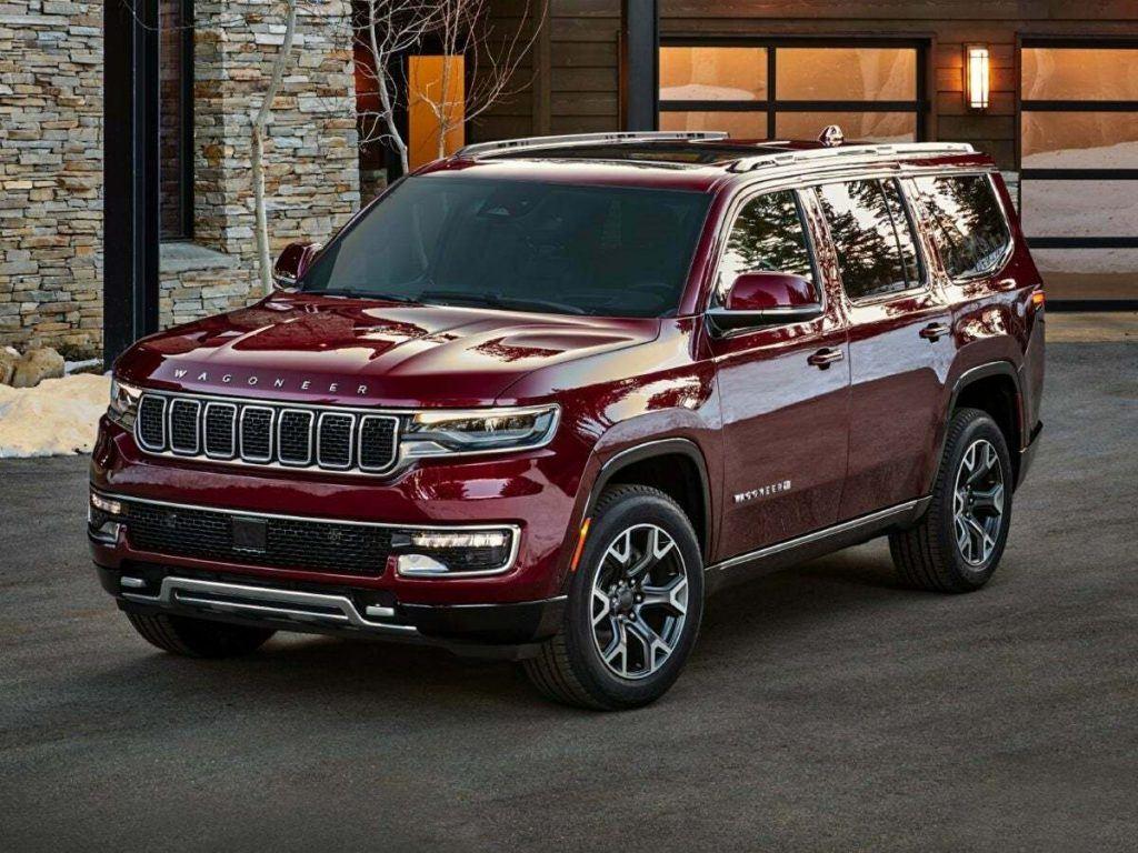 2022 Jeep Wagoneer Series III