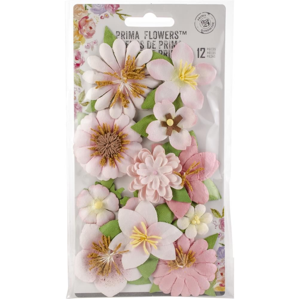 Ella Havana Mulberry Paper Flowers 632564 Prima Marketing