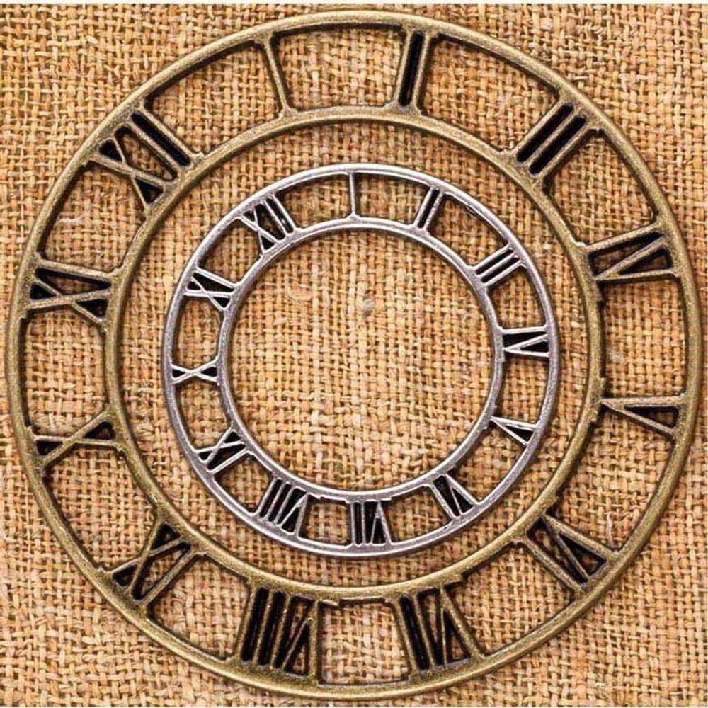 Vintage Clock Face Large 15 To 2 2pk 960285 Prima Marketing