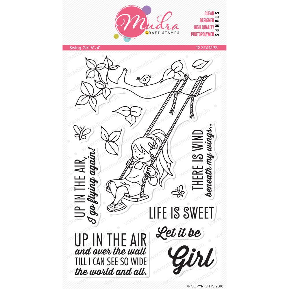 Image result for mudra swing girl stamp