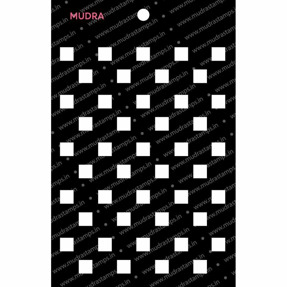 Image result for mudra checker stencil