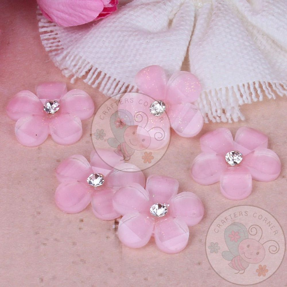 Pink Flowers Pf577 Dress My Craft