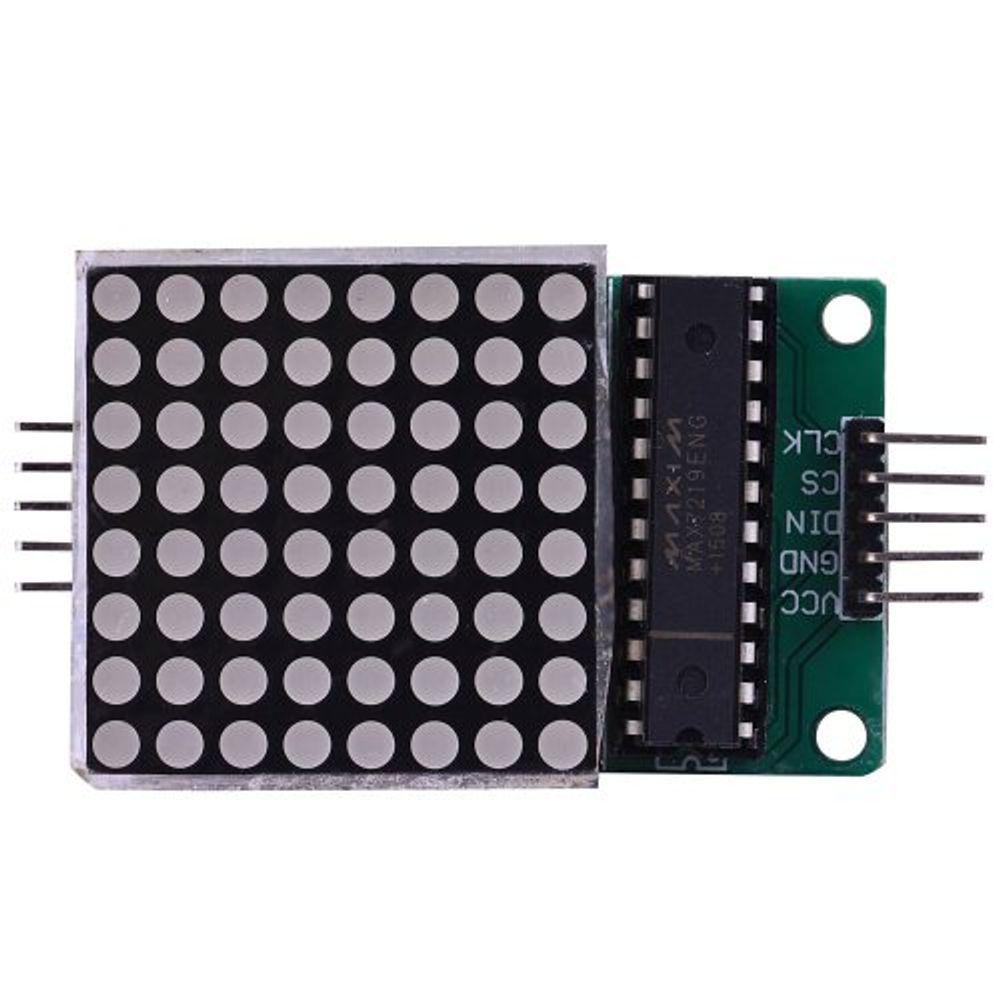 MAX7219 8x8 LED Matrix Module