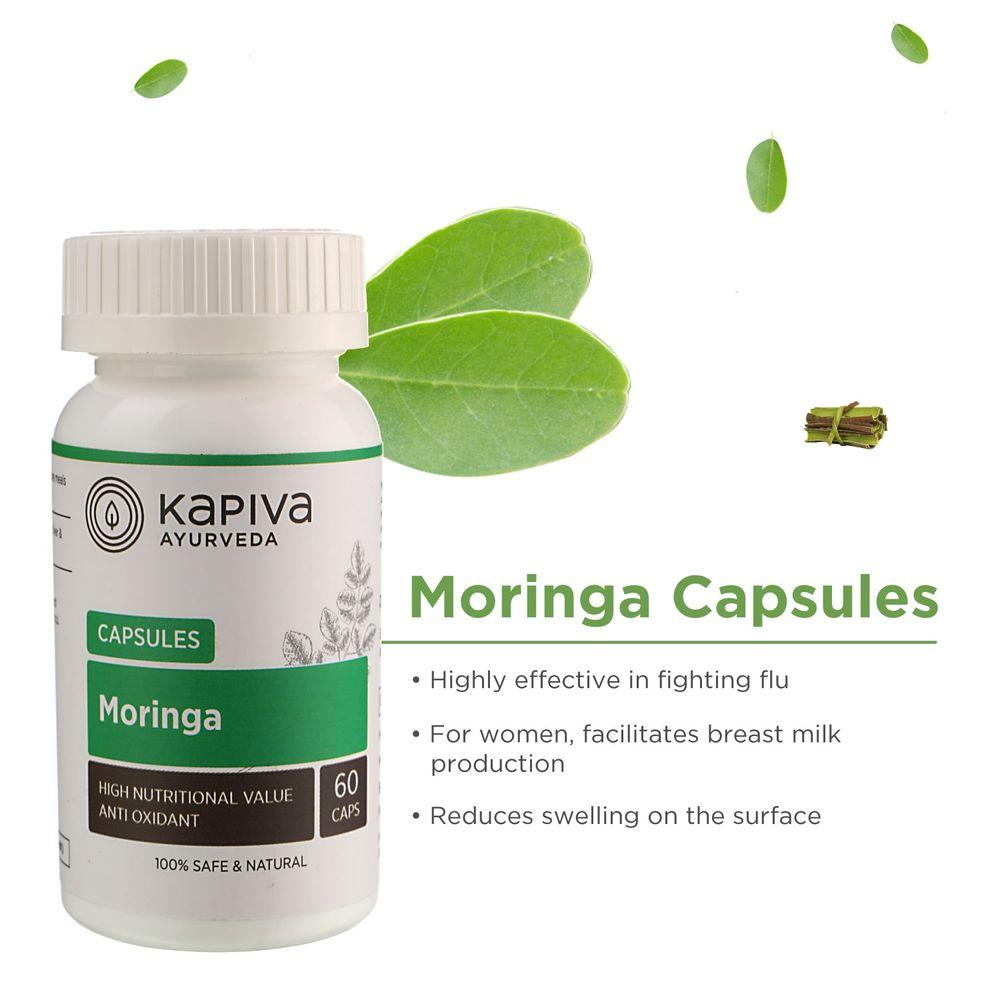 Kapiva Moringa Capsules