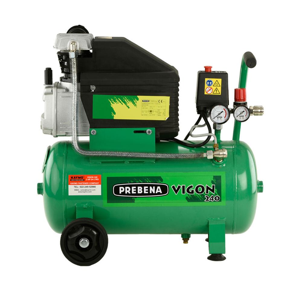 Compressor Vigon 240 2hp 24 Ltrs Vigon240