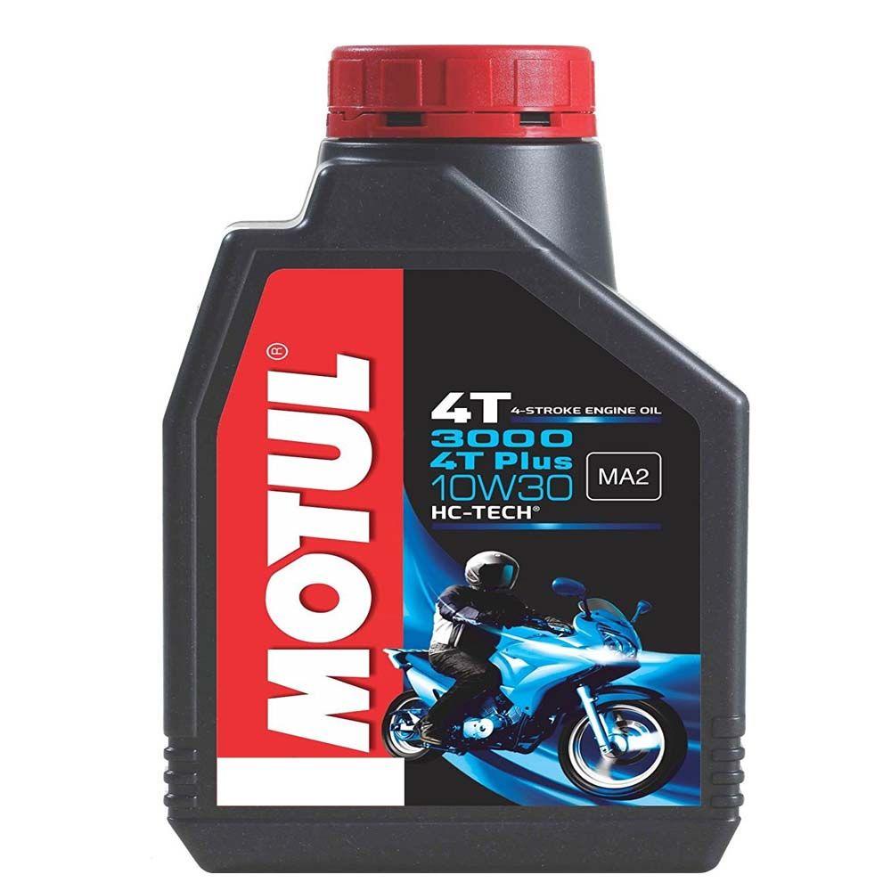 Motul 3000 4T Plus 10W30 Engine Oil 1L (PR)