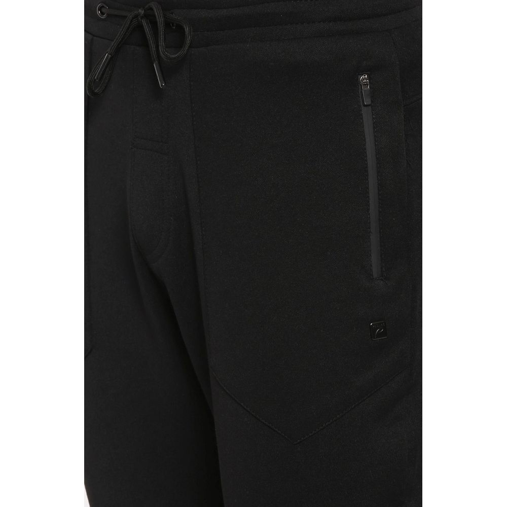 fd525df1529 Proline Active Men Black Polyester Jogger Fit Solid Jogger