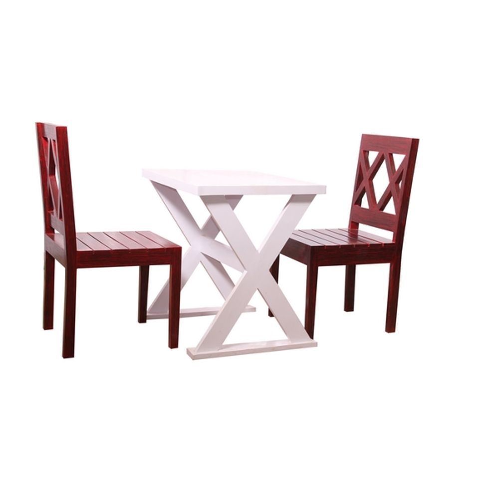 Two Seat Dining Set: Altoor- 2 Seater Dining Set