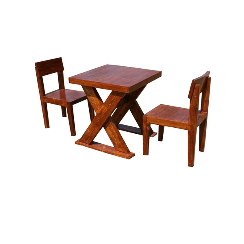 Two Seat Dining Set: Enora-2 Seater Dining Set