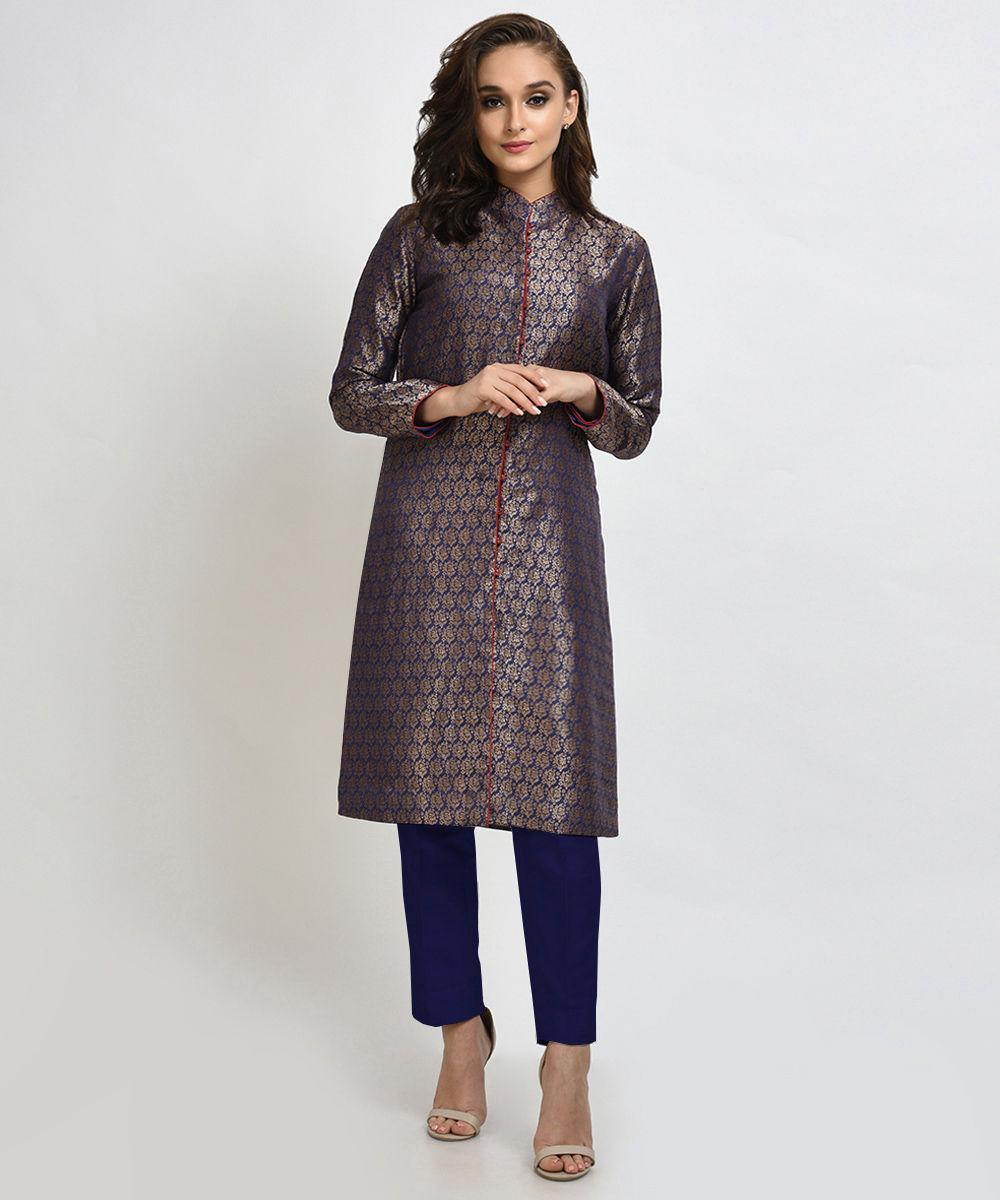 Superb hand made pure silk/pure wool waistcoat.