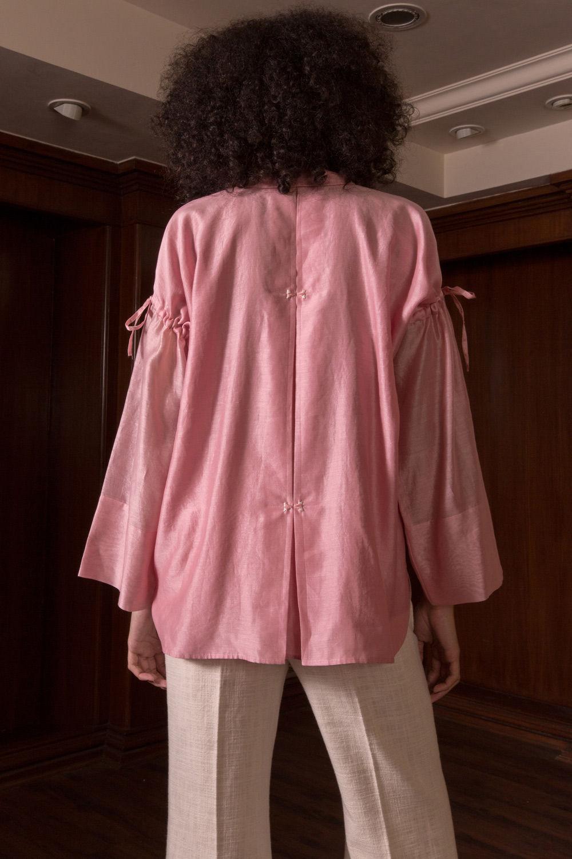 Bell sleeve shirt kan ap 17s27 for Bell bottom sleeve shirt