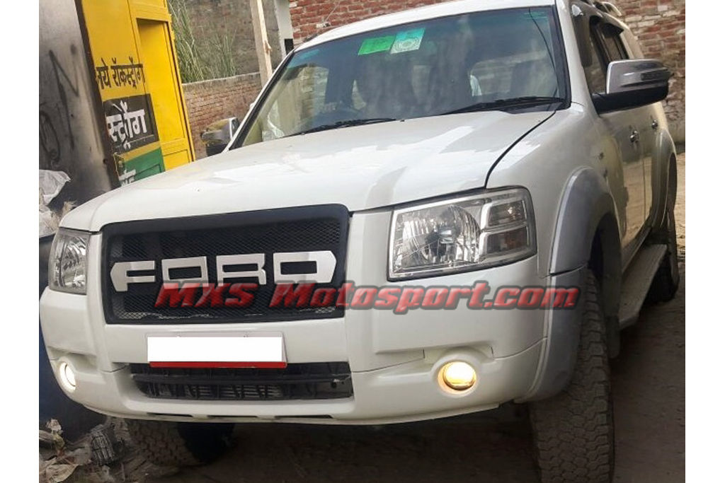 Mxs2560 Front Grill Ford Endeavour Old Model