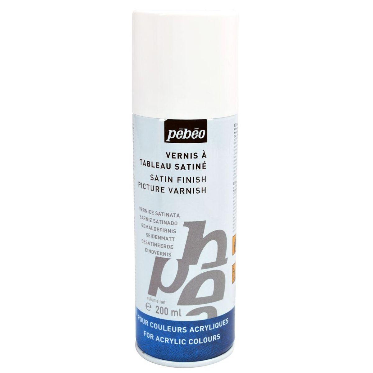 Spray Acrylic Painting To Protect