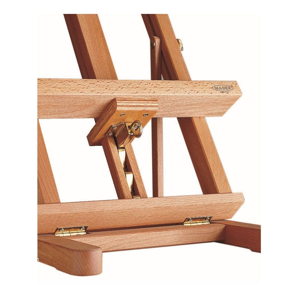 Mabef beech wood super table easel
