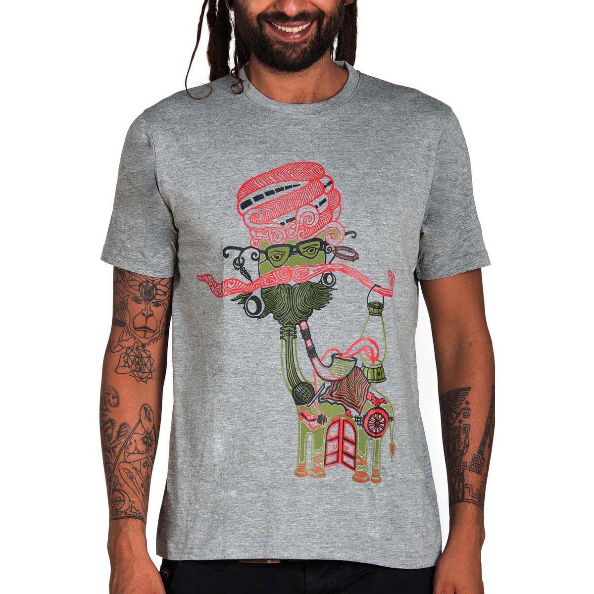 f8036da83ce3 Moustache Camel Man Men s T shirt