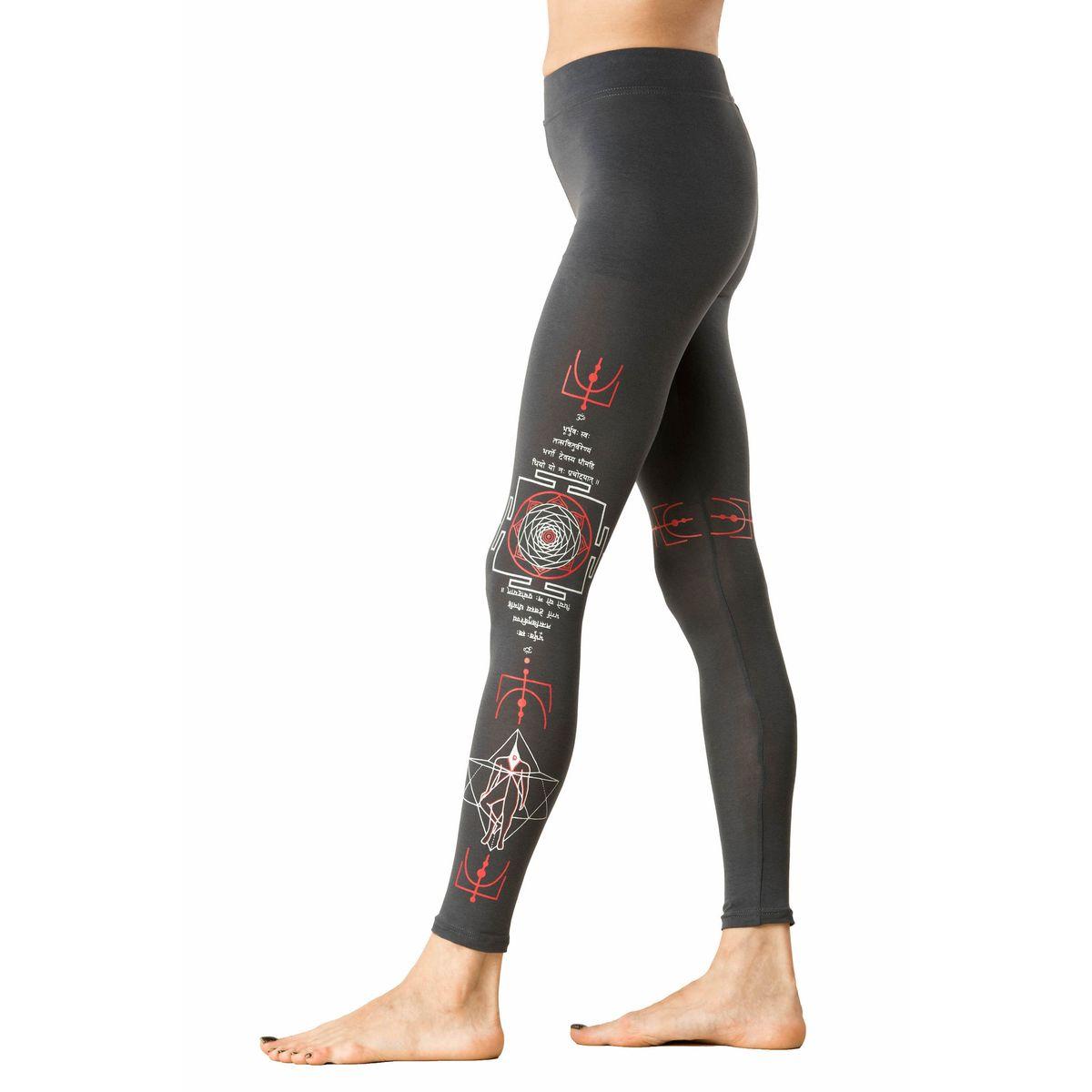89d83668df3d5f Yoga Legging-Sacred geometry leggings