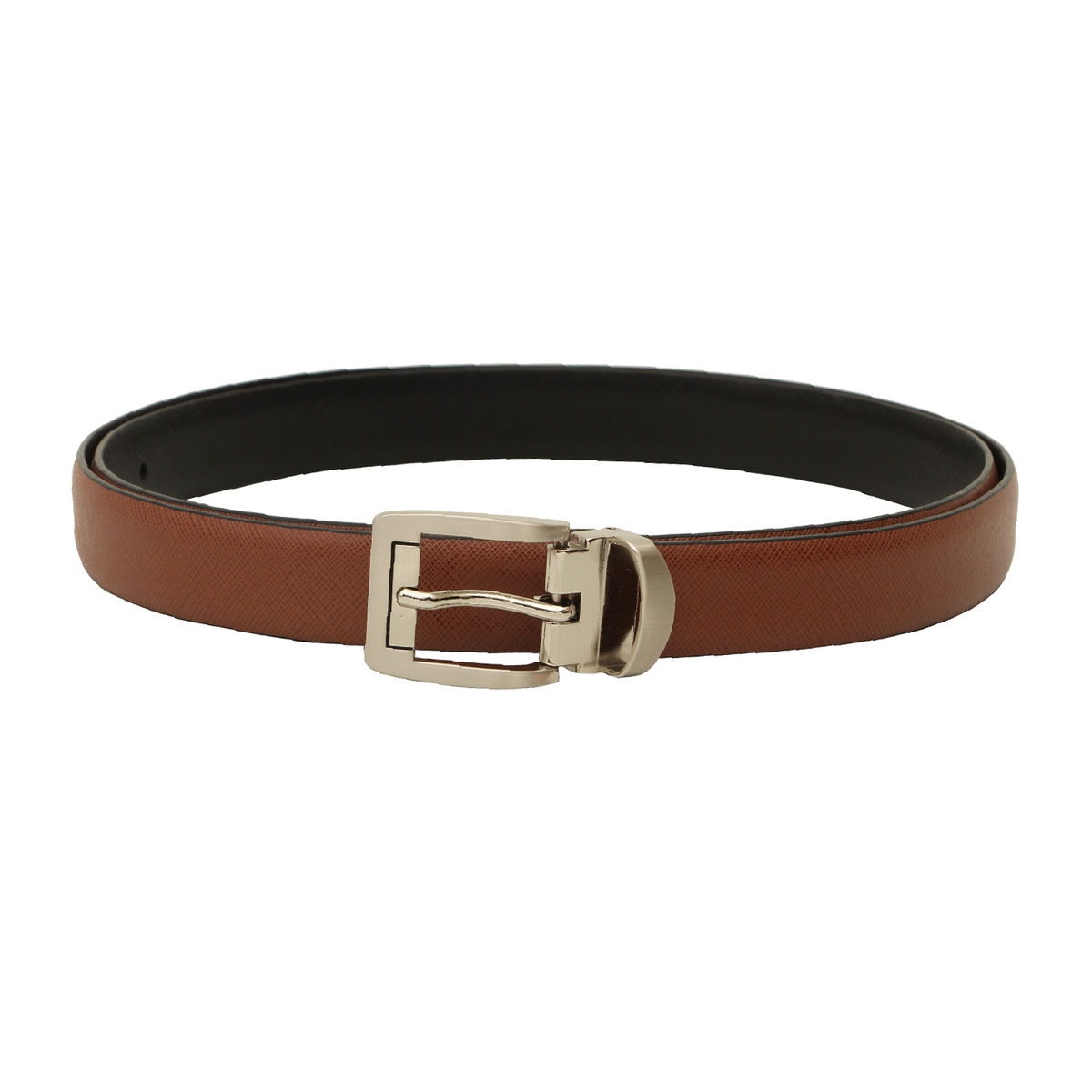 6a8e538ceedbb ... Da Milano Cognac Ladies Belt · zoom ...