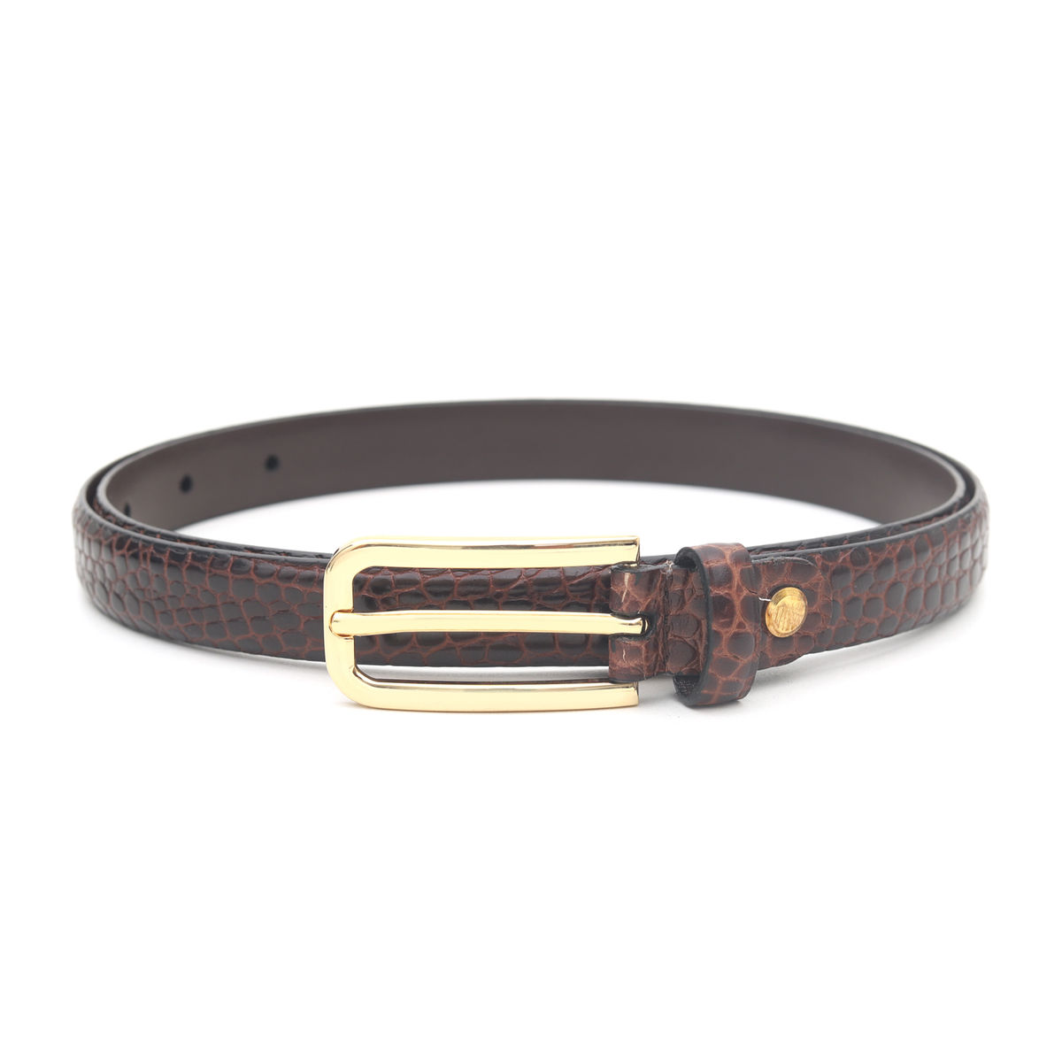891cc73b1f6b6 ... Da Milano Brown Ladies Belt. sold-out-image zoom Da ...