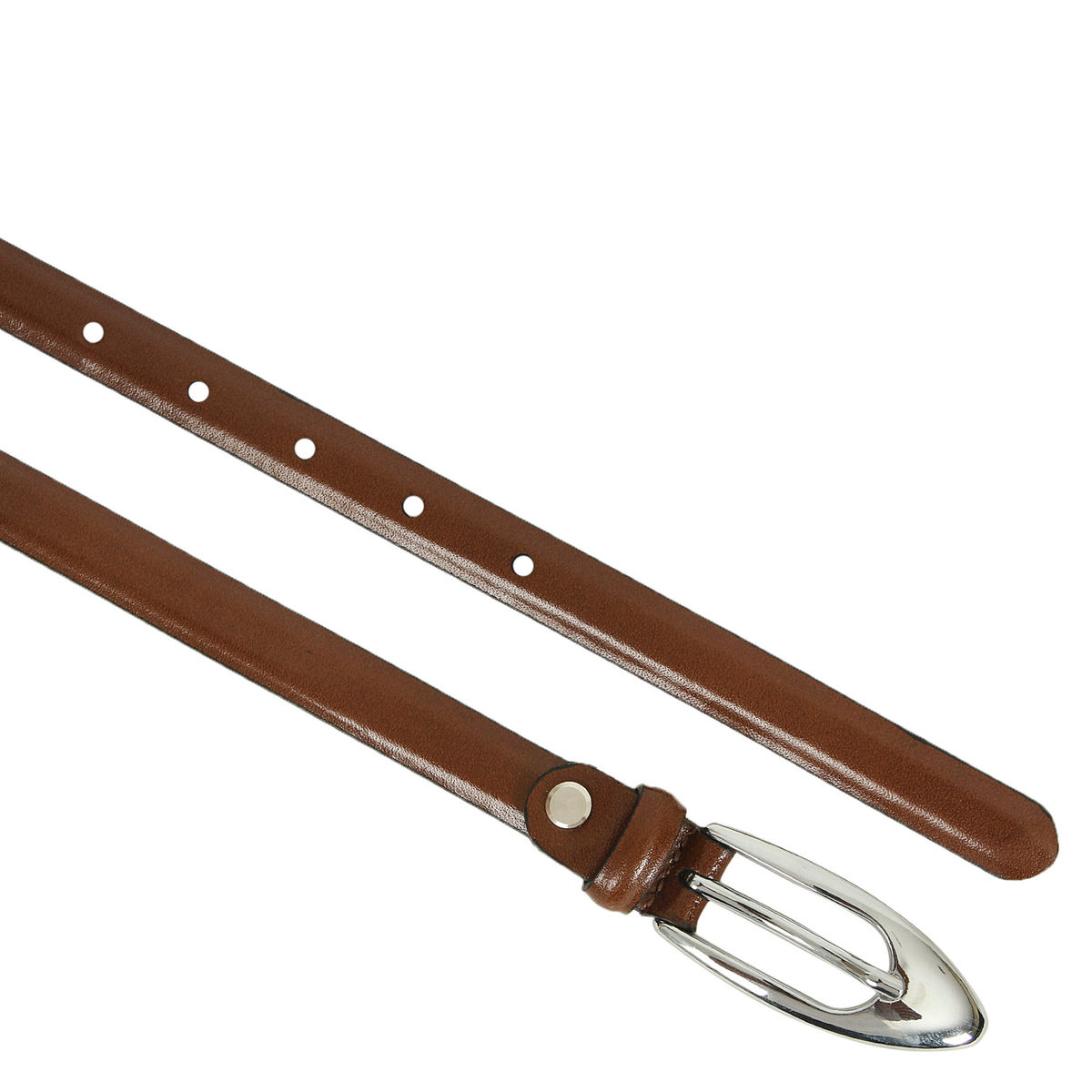 ebffa4aa7a8bc zoom Da Milano Brown Ladies Belt. Previous  Next