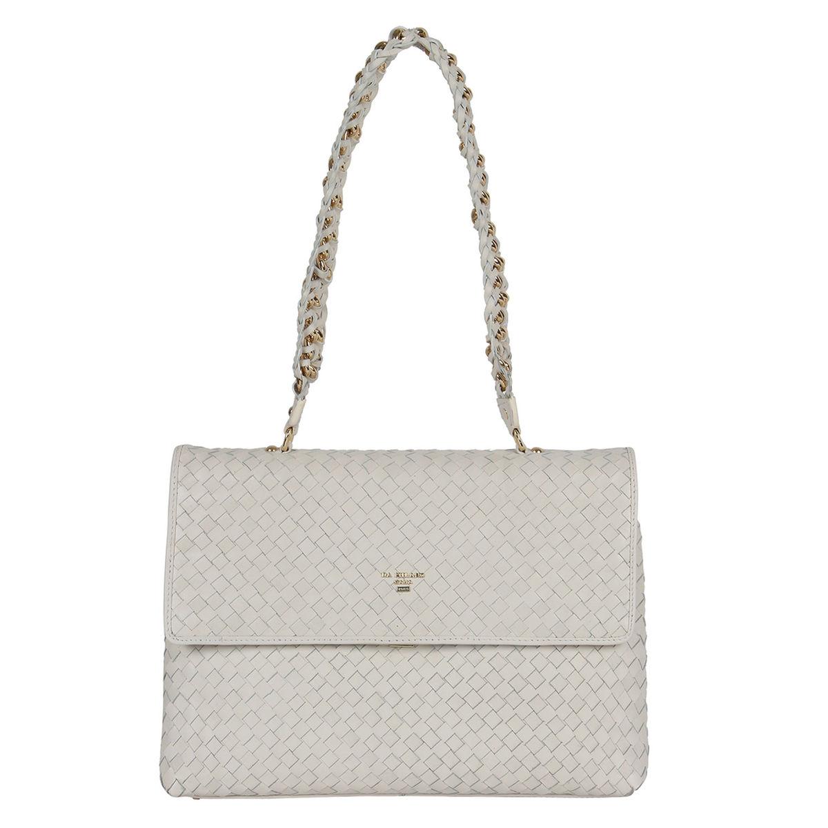 e62b9ecc97 ... Da Milano White Long Handle Bag. sold-out-image zoom Da ...