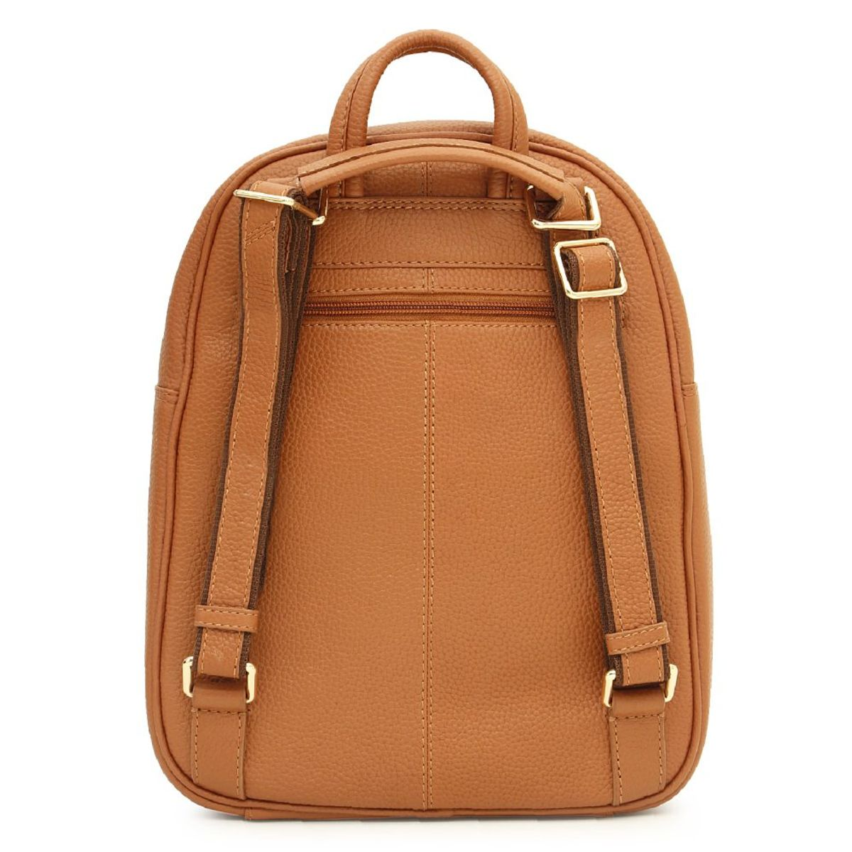 Da Milano Cognac Backpack  0d675116e86fe