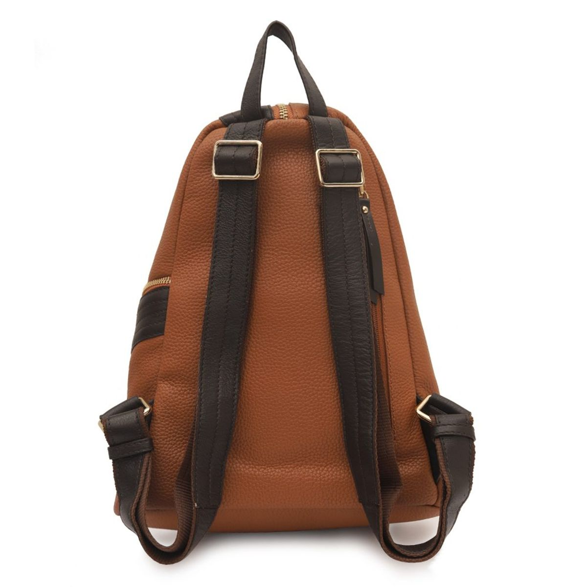 zoom Da Milano Cognac Brown Backpack. 1  2 8dbb6dee3a14c