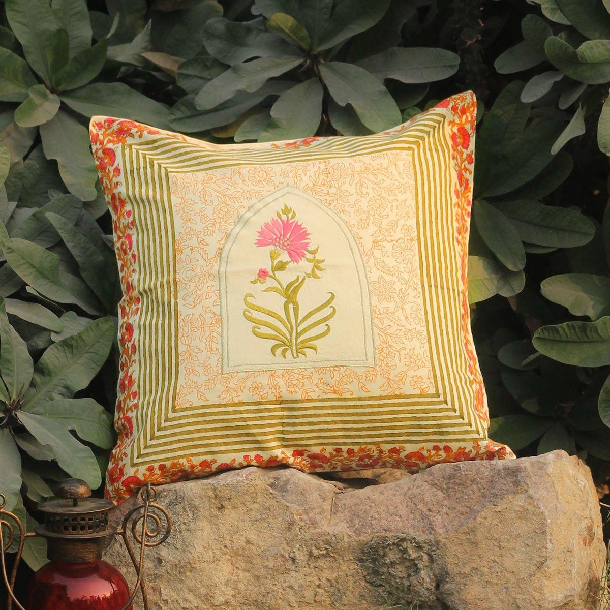 Splice Zirees Window Cushion