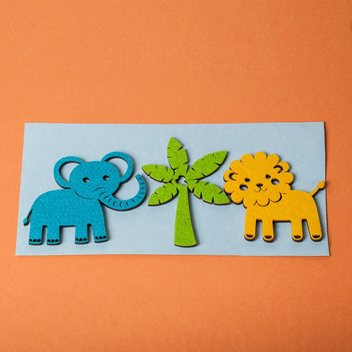 King of the Jungle Magnets