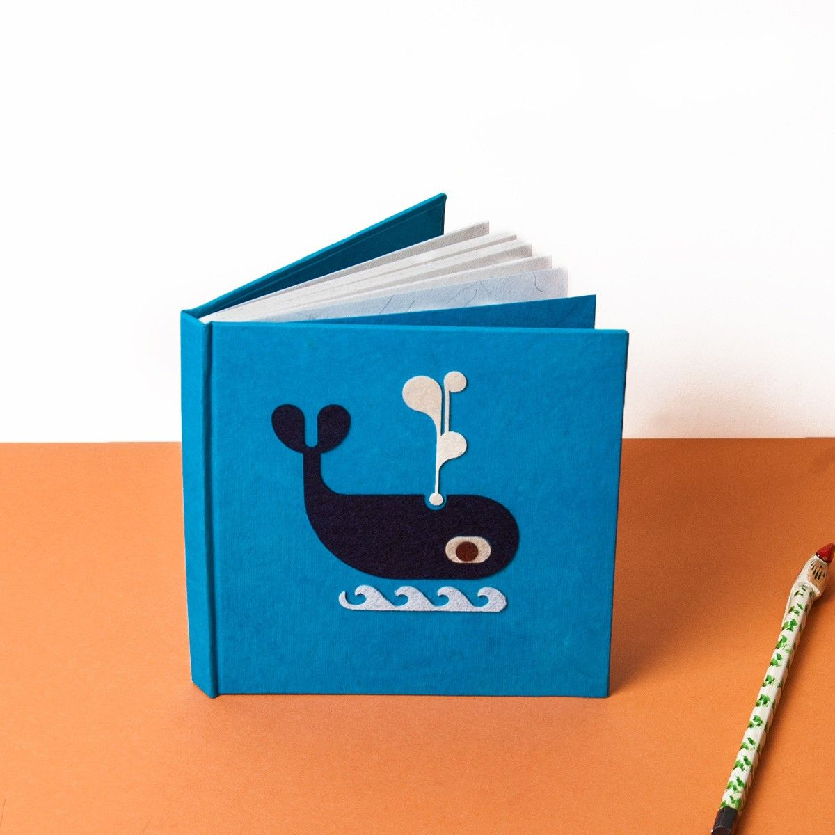 Dolly Dolphin Notebook