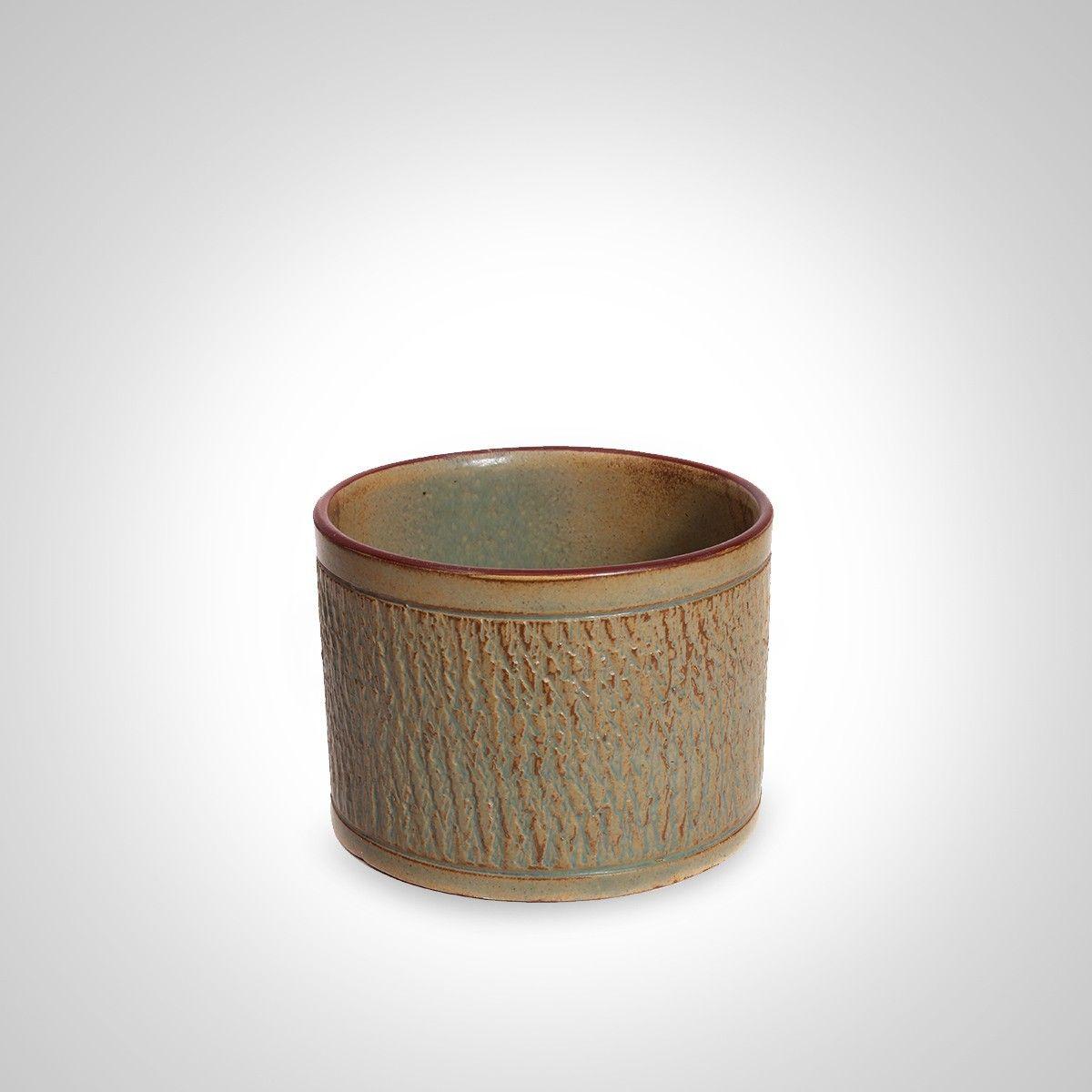 Sea grass ceramic keeper