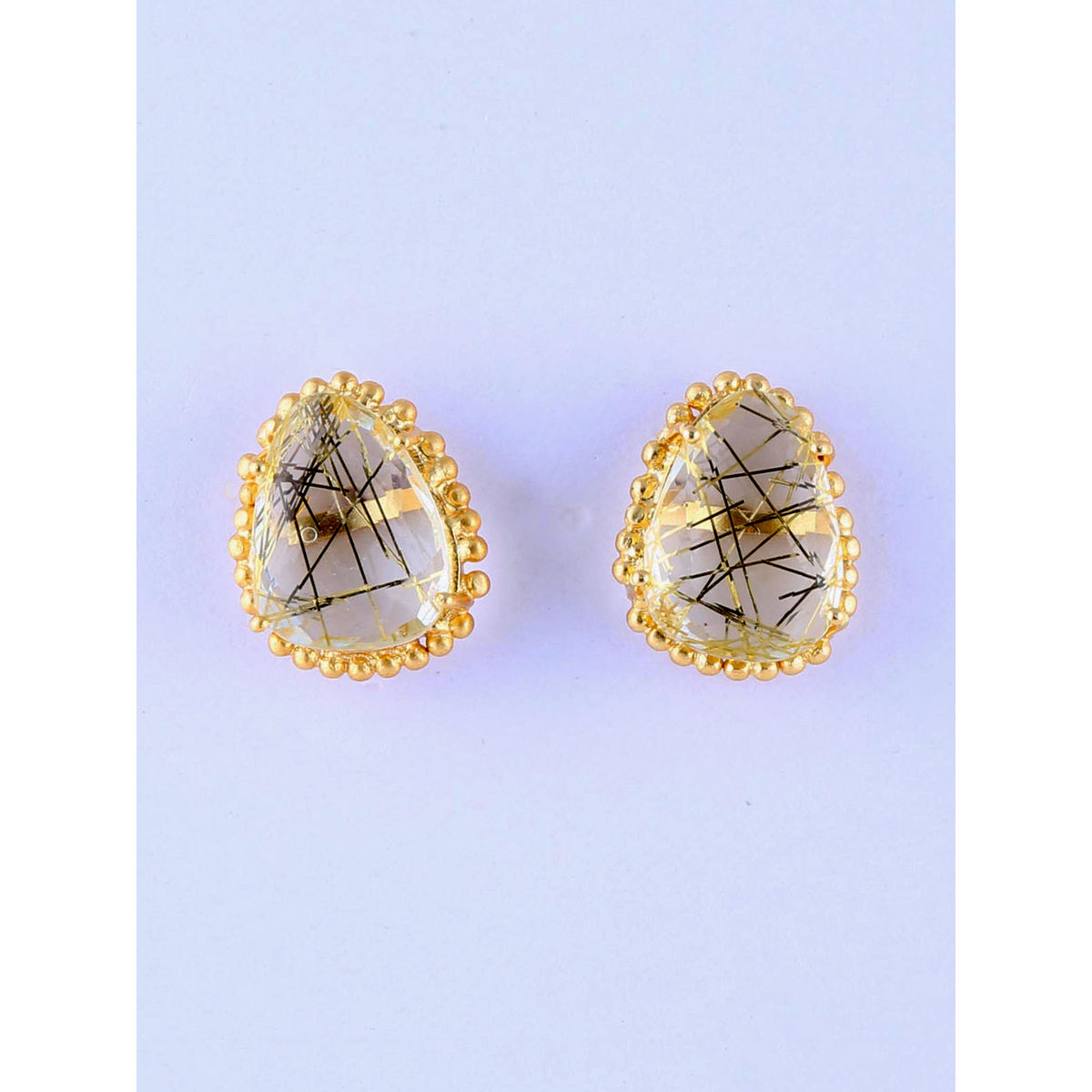 Woila Jaune Earrings