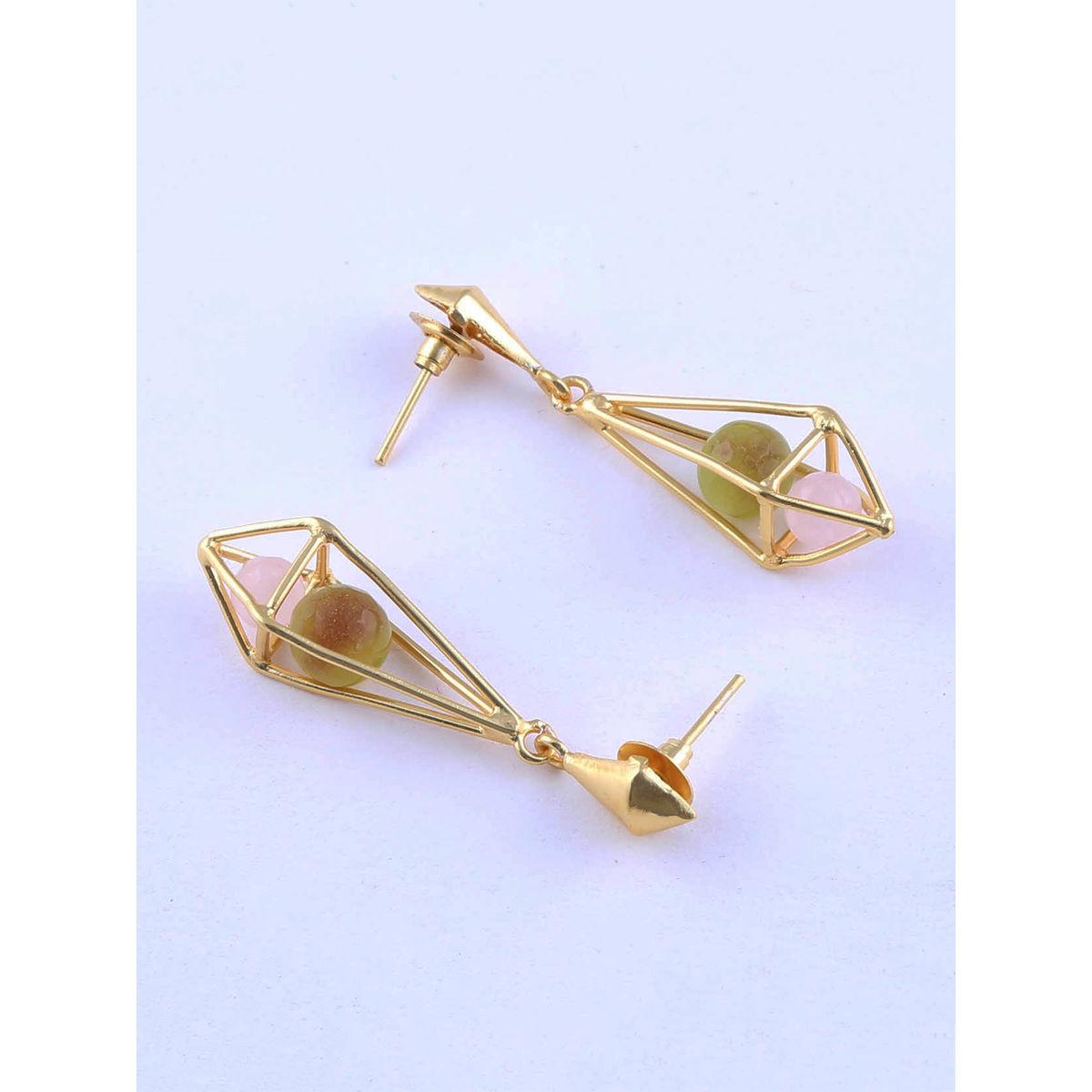 Rosee Citron Earrings
