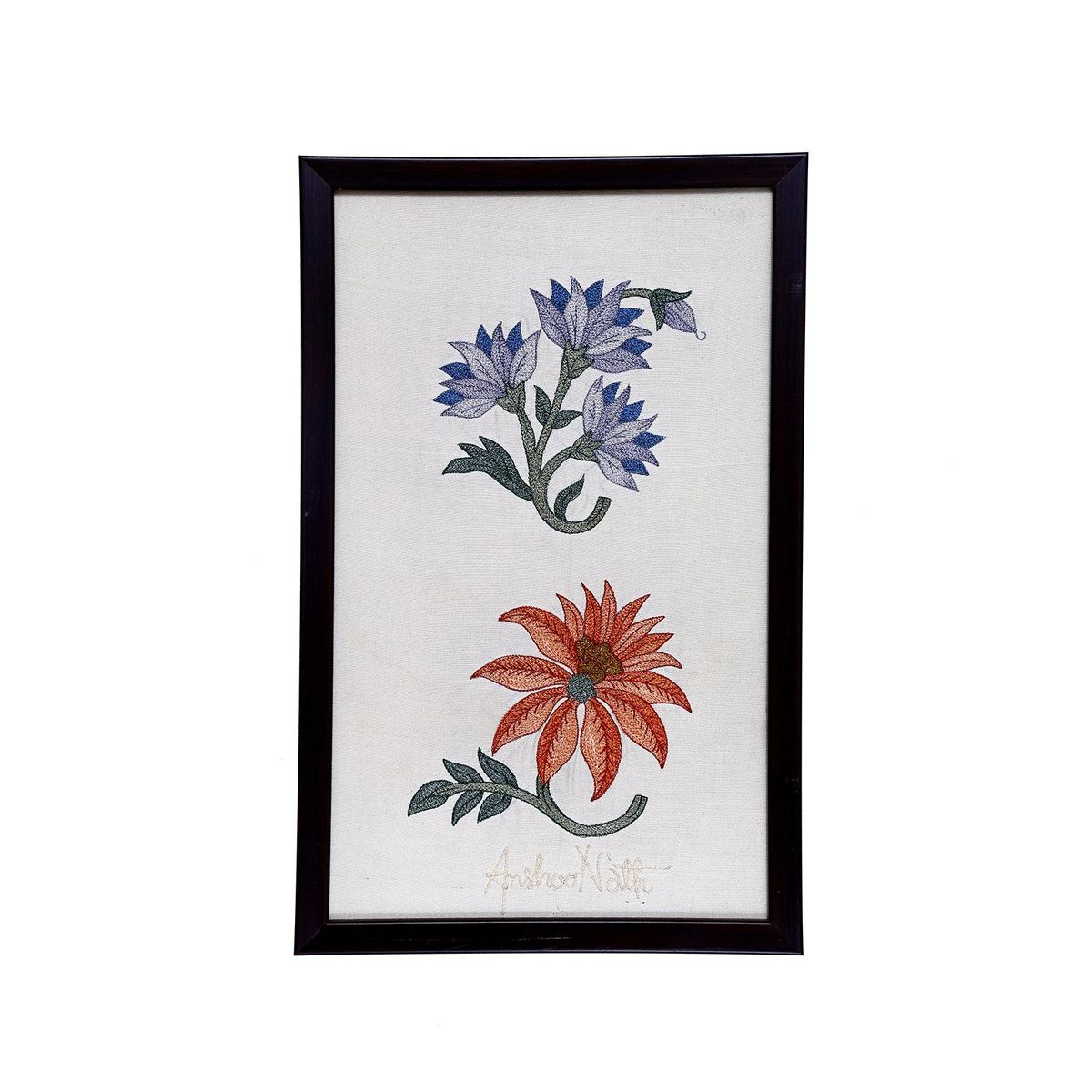 Floral Vertical Wallhanging