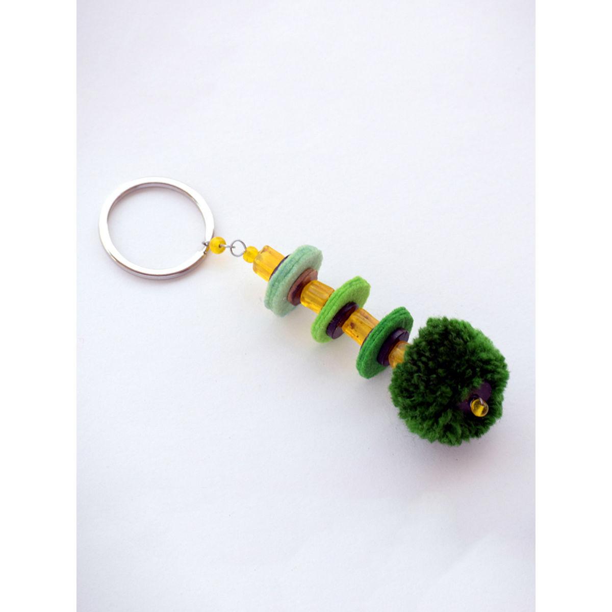 Munchkin Keychain - Green