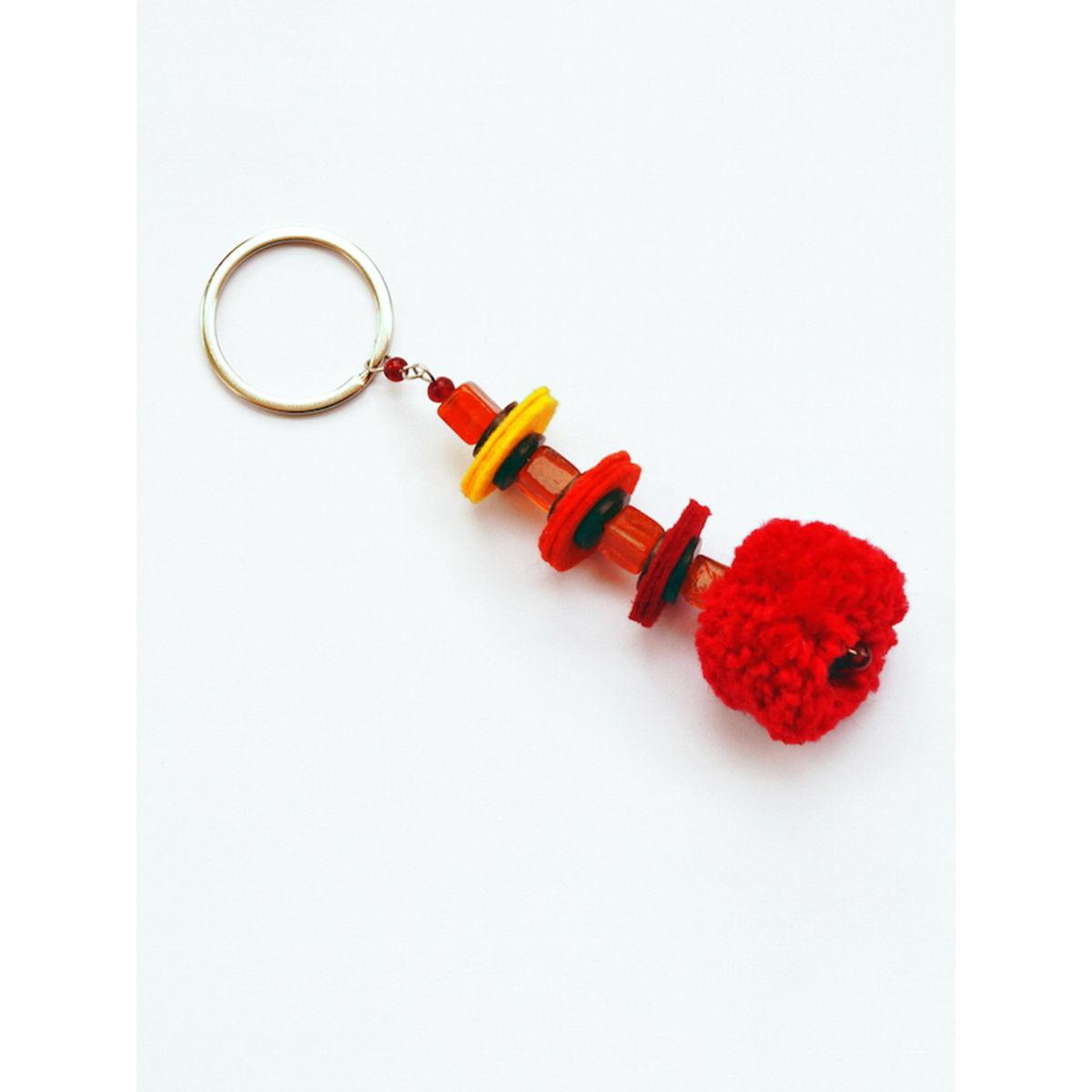 Munchkin Keychain - Red