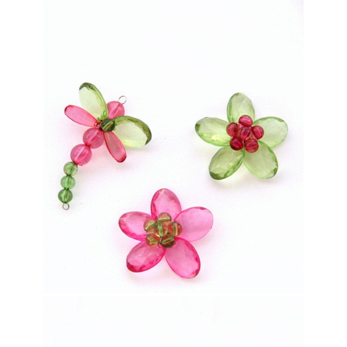 Quirky Fridge Magnets- Garden Green
