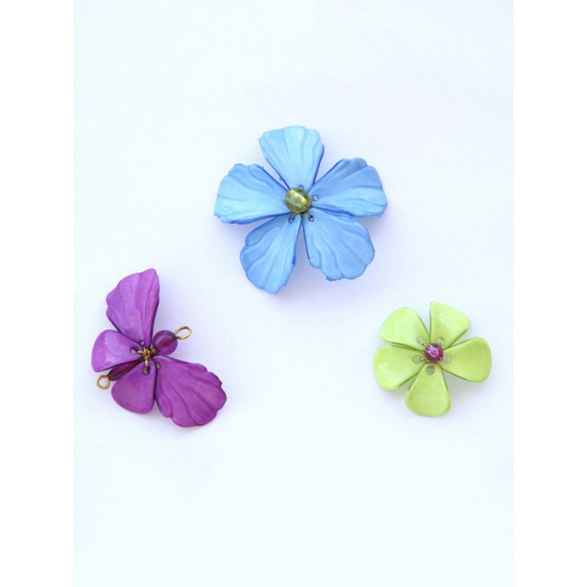 Kanhai Spring Rainy Quirky Fridge Magnets