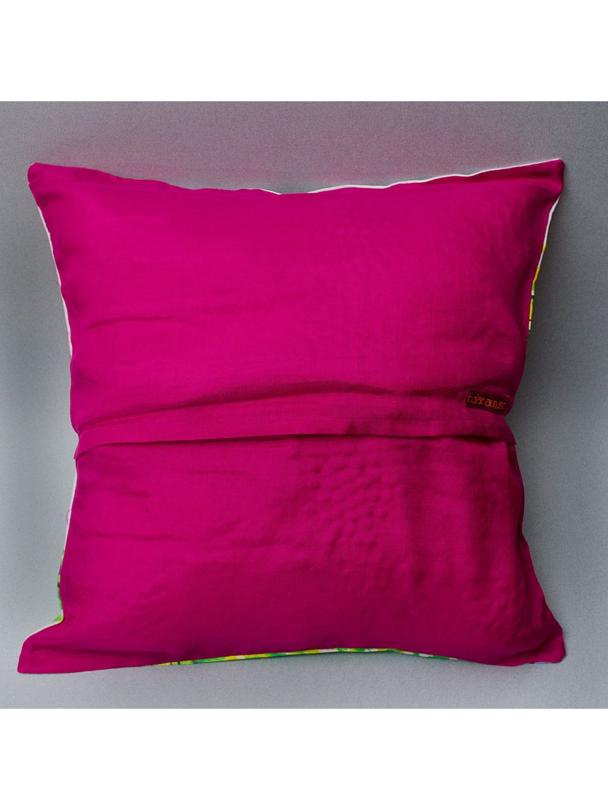 Digital Printed Cushion Cover - Multicolor 16 x 16 Inch